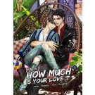 NORTH : HOW MUCH IS YOUR  (วาย)/ Howlsairy/ ใหม่ (B2S)